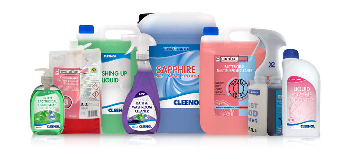Cleaning Supplies Cambridge